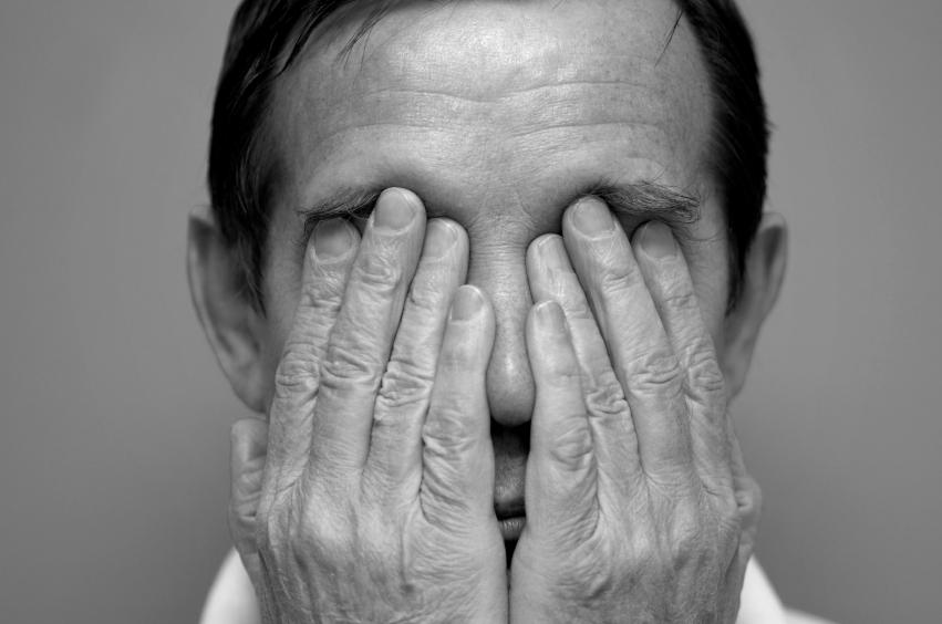 Men Suffering Depression | Transcend Texas