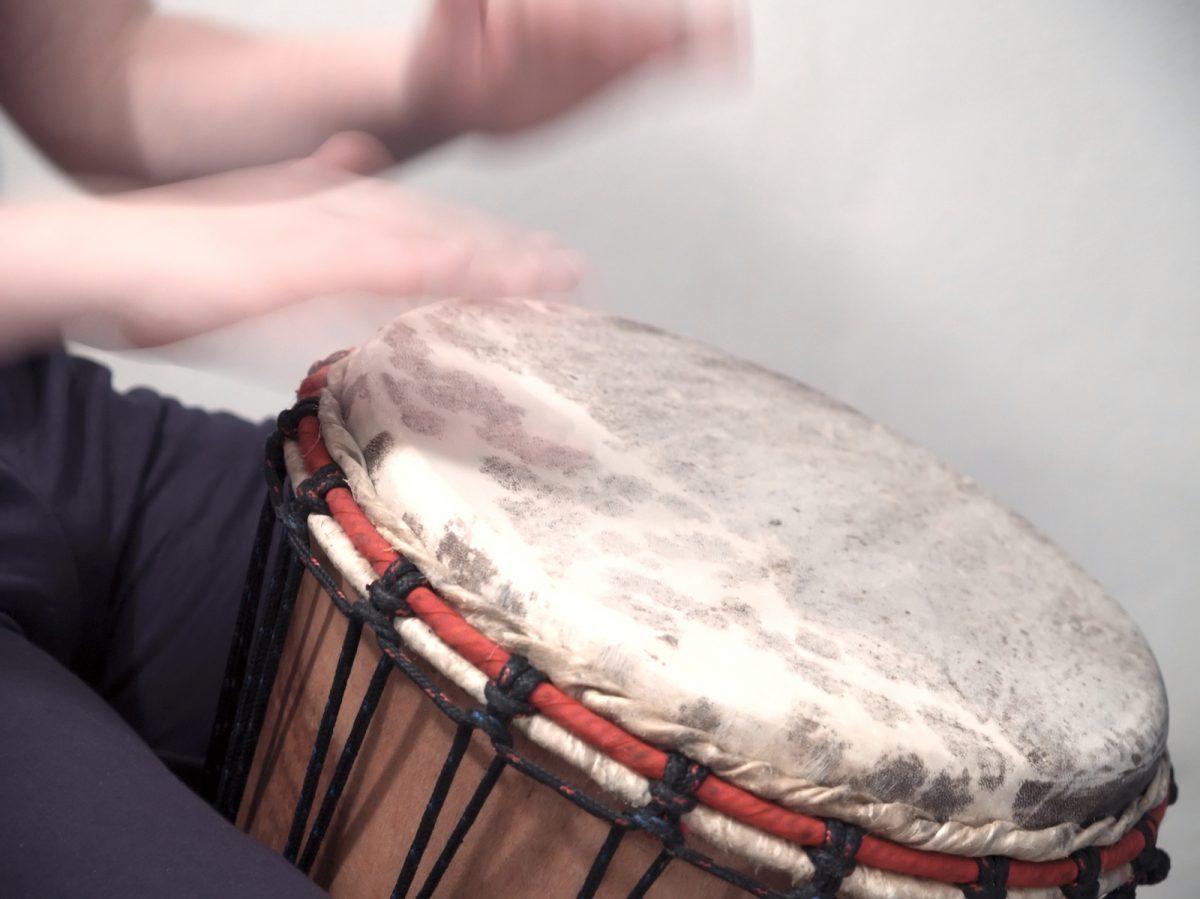 Drum Circles Help Depression