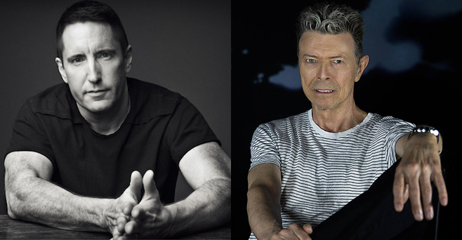 David Bowie Helps Trent Reznor get Sober | Transcend Texas