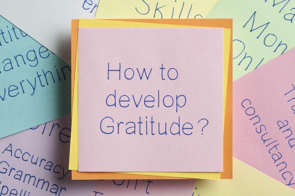 Gratitude In Recovery | Transcend Texas