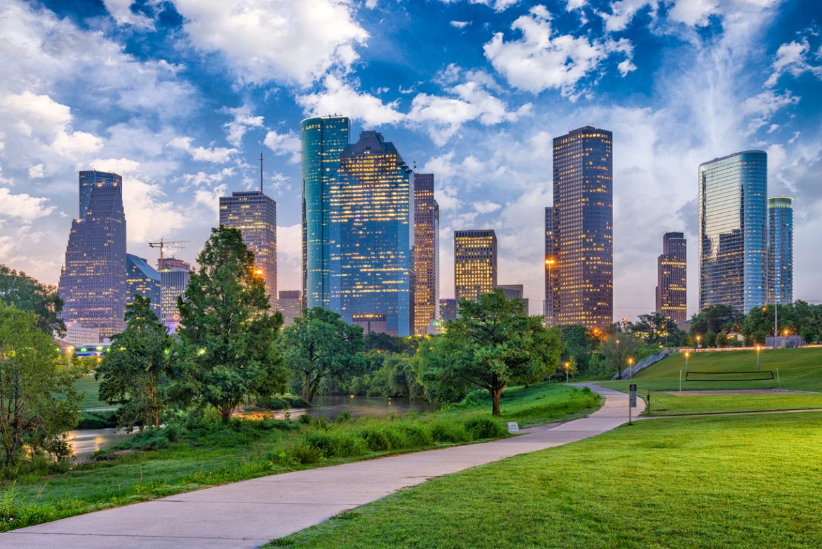 Houston is Great for Sober Living