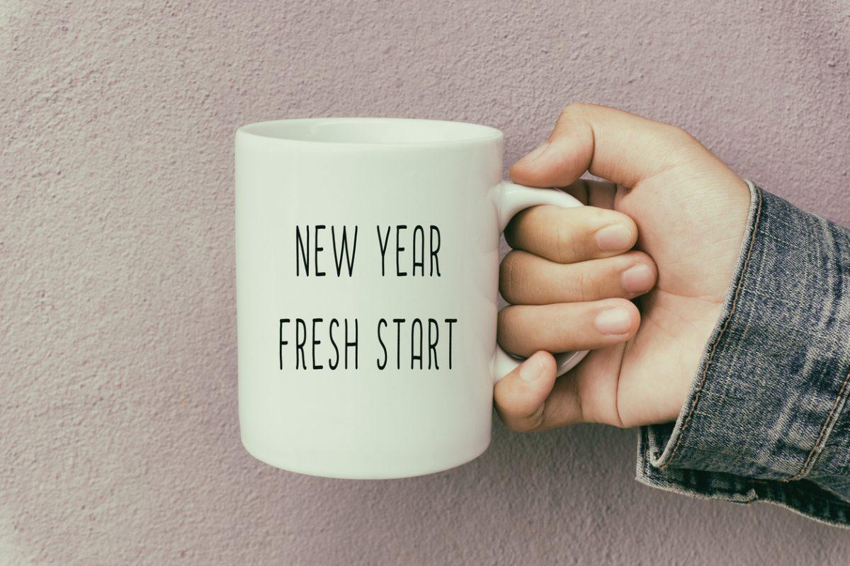 New Year Sober Mindset